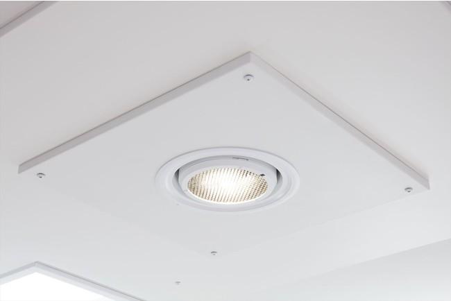 天井埋め込み型LED処置灯 CF-V1W