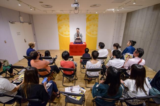 毎年恒例の立川志の彦落語会は親子でも気軽に参加できる