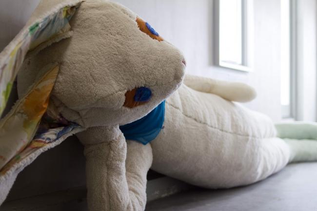 梶浦 聖子「色を聴くウサギ」