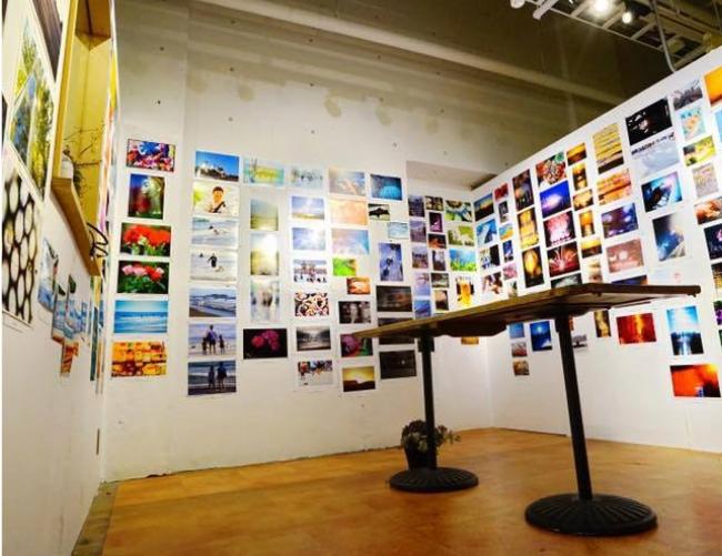 昨年のひとはこ古本市およびBKDカメラ部写真展の様子