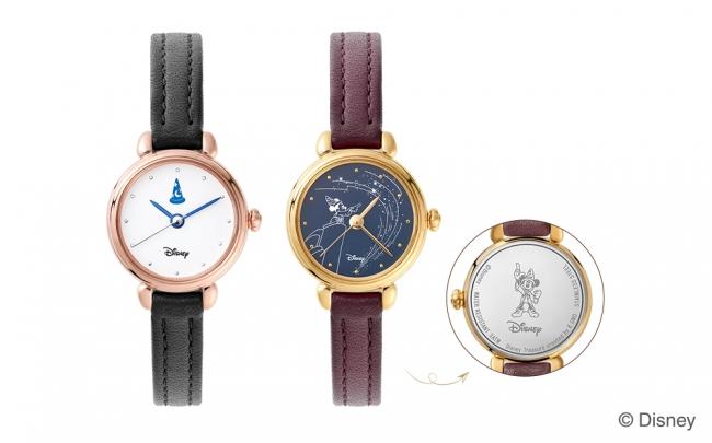 1738426a3b 全国にジュエリー店舗を展開するオーダーメイド企業の株式会社ケイ・ウノは、ディズニー映画『ファンタジア』をモチーフにした腕時計を、2018年3月10日(土)から全国  ...
