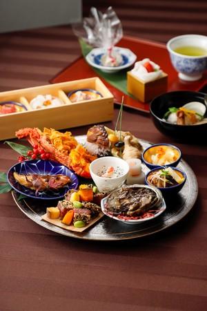 「永」~和食のコース。高齢ゲストが多い方へおすすめ