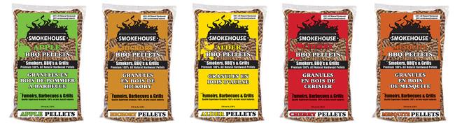 BBQ Pellets 5ポンド(各種)