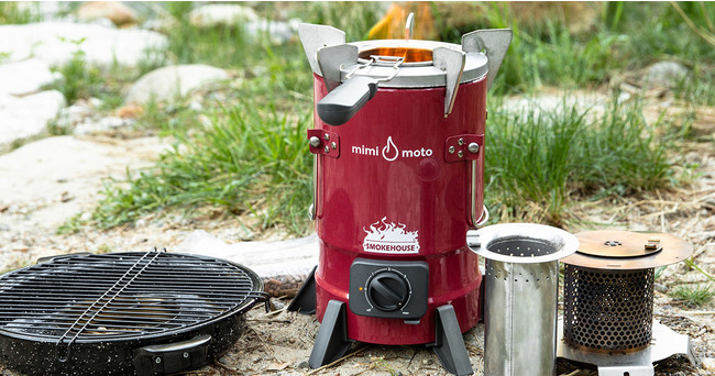 Mimi Moto Pellet Cook Stove