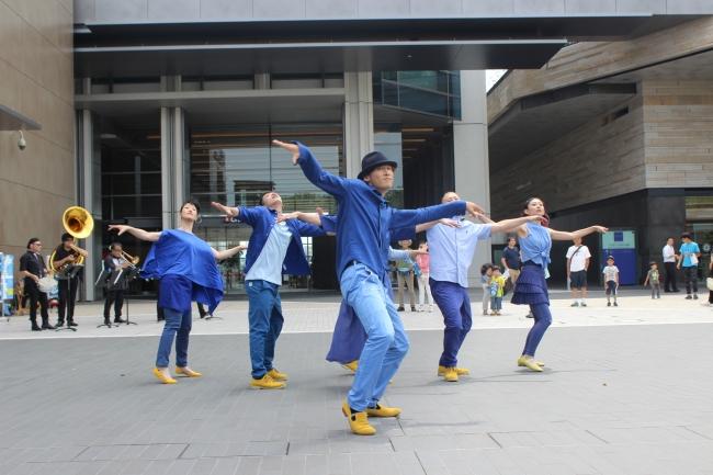 ※画像は、2016年6月に開催したForever Dancingです。