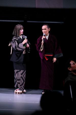 過去には片岡鶴太郎さんも出演