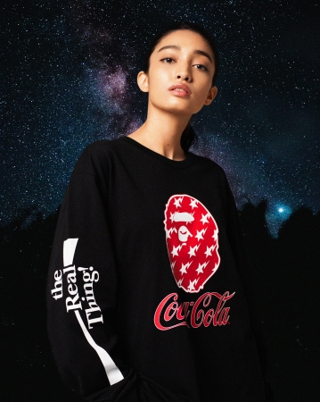 t-Shirt Coca Cola Maglietta Bianca