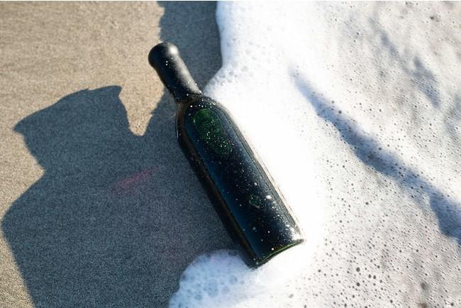 熟成後の瓶の様子