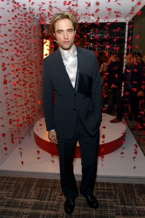 Robert Pattinson HFPA Hollywood Reporter party hosted by Dior