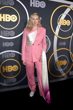 Gwendoline Christie during The 71st Emmy Awards