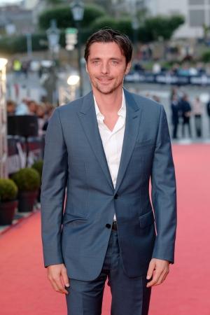 Raphael Personnaz Dinard Film Festival Closing Ceremony