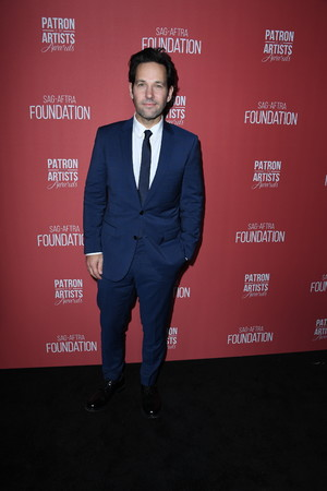 Paul Rudd 4th Annual Patron Of The Artists Awards