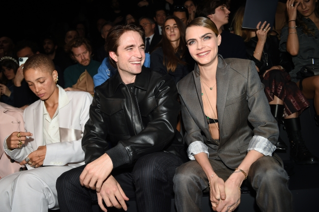 Robert Pattinson & Cara Delevingne