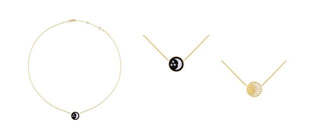 ネックレス ¥580,000 (税抜価格)