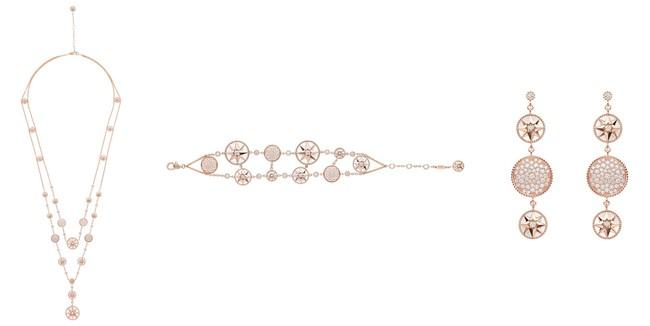 左から:¥6,000,000 ¥4,000,000 ¥2,800,000 (ピンクゴールド×マザーオブパール×ダイヤモンド ハウス オブ ディオール ギンザ限定)