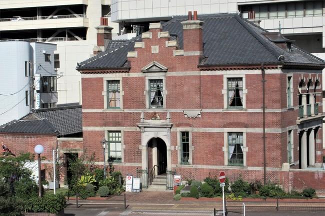 旧下関英国領事館 外観