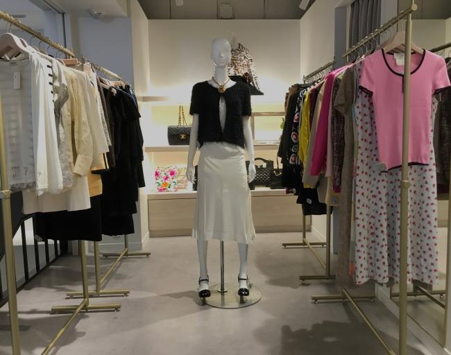 KOMEHYO SHINJUKU WOMEN ヴィンテージシャネル売場