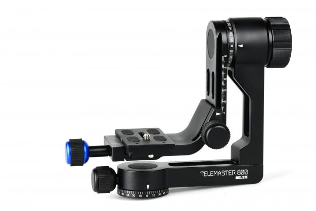 望遠レンズに最適な「ジンバル雲台」がより軽く、よりお求めやすい価格 ...