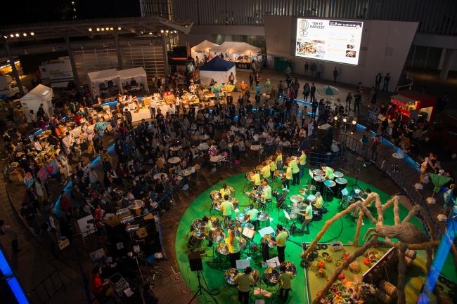 3万人以上が集まる収穫祭