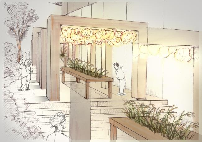 [にぎわいイベント]板橋区高島平の廃校が1日限りの野外映画会、校舎に映画を投影