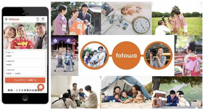 全国47都道府県でfotowaの出張撮影が可能に