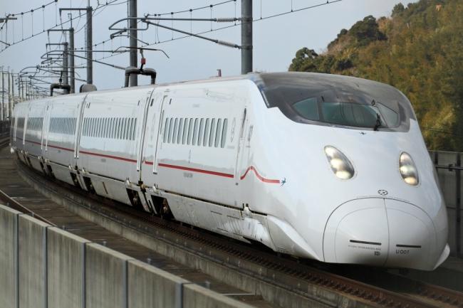 JR九州 新幹線800系