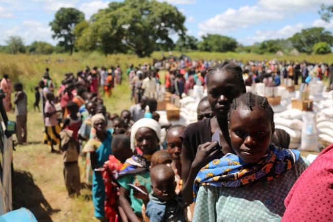 深刻化する紛争地域の飢餓 国連...
