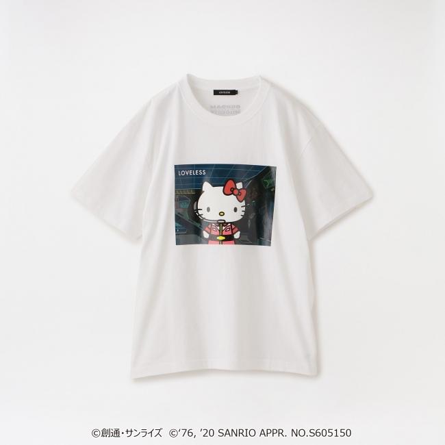 セイラ★ハローキティ コラボTシャツ