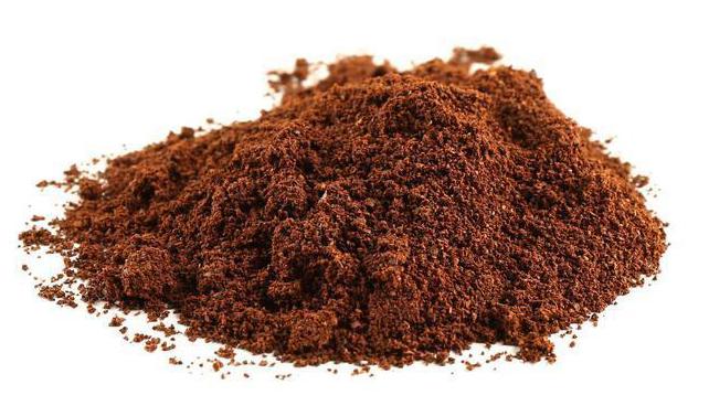 1mの生地に約20杯分のコーヒーかすが含まれている