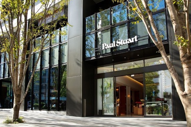 Paul Stuart 青山本店