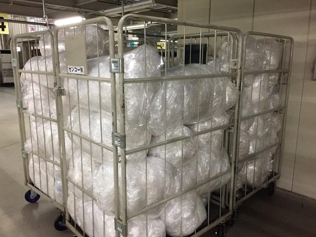 回収対象プラスチックの例①