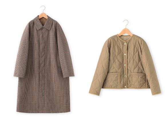 「MACKINTOSH PHILOSOPHY」 メンズコートとウィメンズショートジャケット