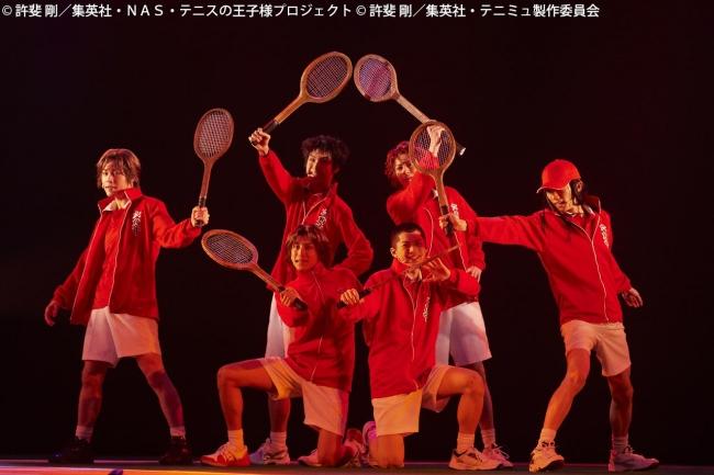 ミュージカル『テニスの王子様』青学(せいがく)vs 六角(2nd シーズン)