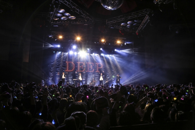 『DEEP LIVE TOUR 2018 THE SINGER』_日テレプラス