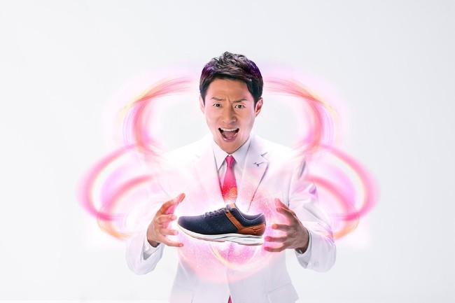 ミズノブランドアンバサダー松岡修造氏