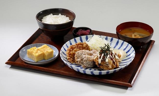 フードメディア(FoodMedia)が提供するからたま定食ミックス709円(税抜)