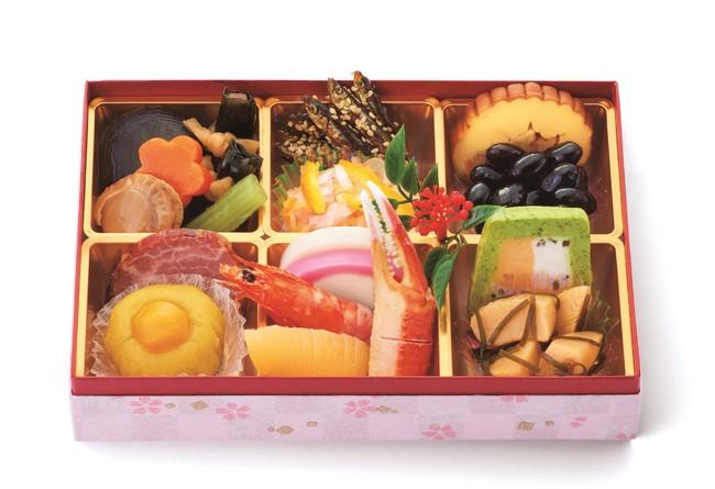 『一段重』 価格:3,000円(税込) 1人用/17品目/冷蔵