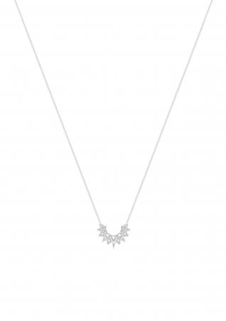 ペンダント G33R1300 ¥282,000(税抜) 素材:18Kホワイトゴールド、ダイヤモンド