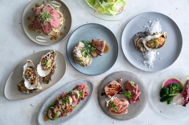 牡蠣と肉フェスイメージ