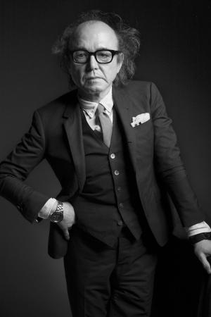 『GQ JAPAN』編集長 鈴木正文 Photo Hiroshi Kutomi@No.2