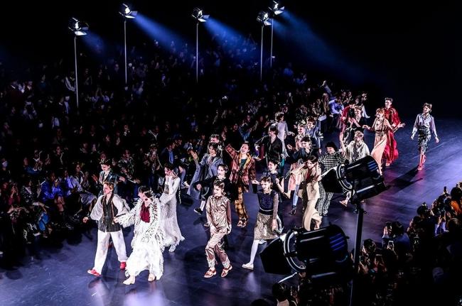 (C) Japan Fashion Week Organization