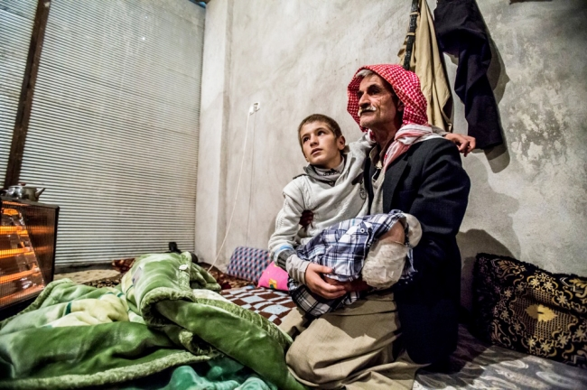 11/12(土)シリア紛争で再燃する地雷・クラスター爆弾問題を考えるシンポジウムを開催