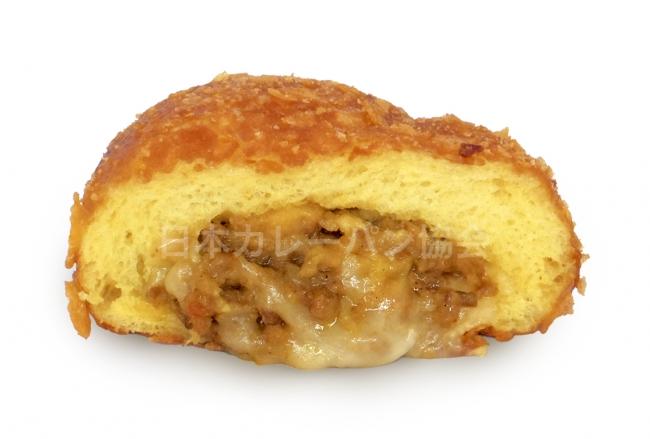 高久製パン:チーズカレーパン