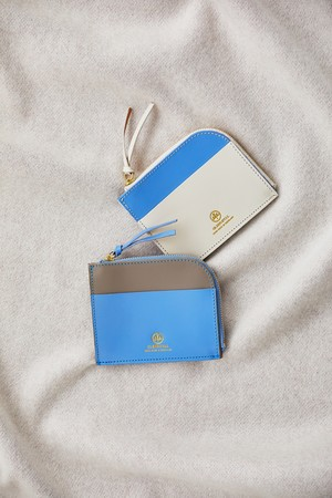 ZIP MINI PURSE WITH CARD POCKET ¥24,000