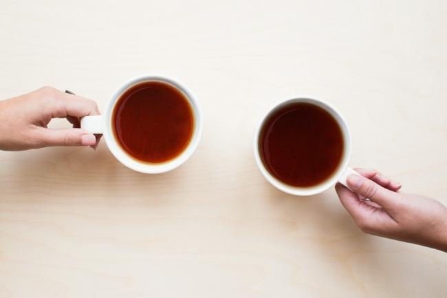 くらべて楽しむ。紅茶飲みくらべワークショップ