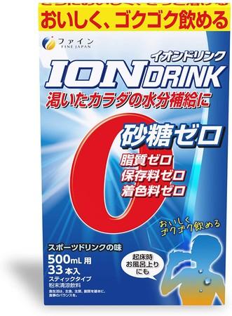 イオンドリンク 33包 スポーツドリンク味