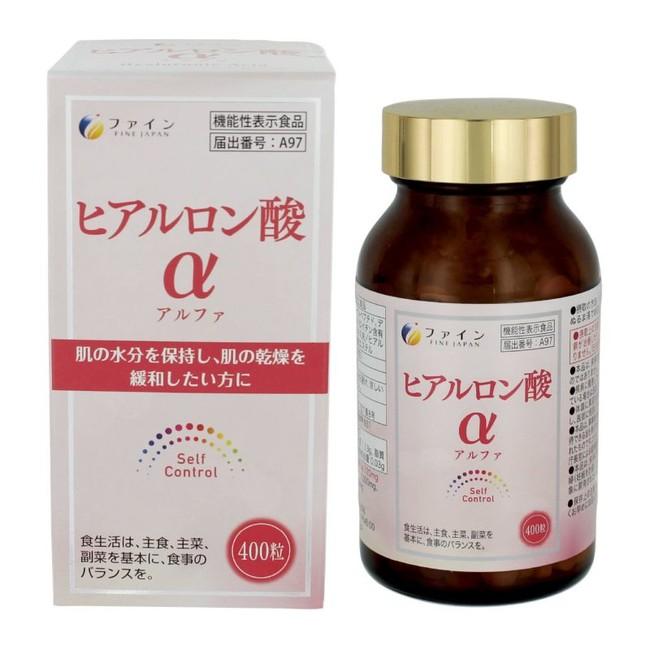 ヒアルロン酸α(機能性表示食品)