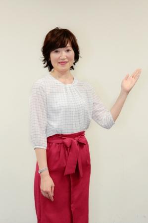 気象予報士の吉村真希さん