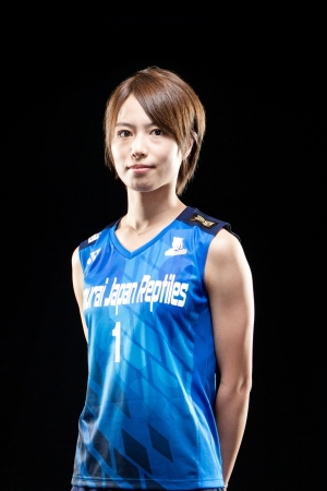 福島由紀選手
