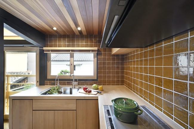 キッチン  使い勝手のよい調理器具をご用意